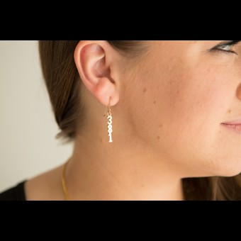 381 Drop Earings